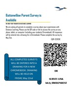 Buttonwillow Distance Learning Parent Survey