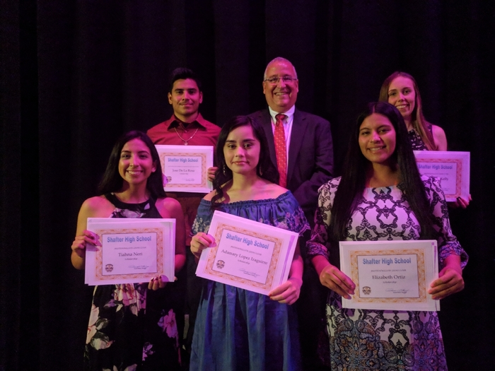Shafter Scholarships