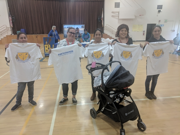 First Parent Shirts