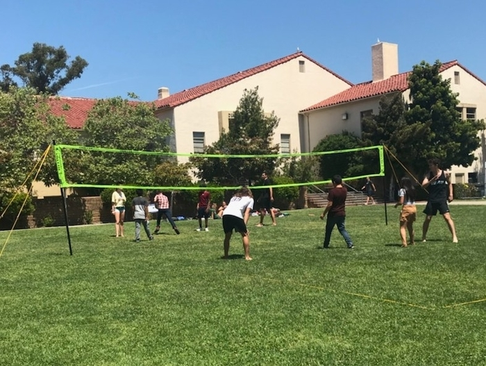 Volleyball at SLO