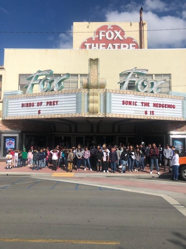 Taft Fox Theatre