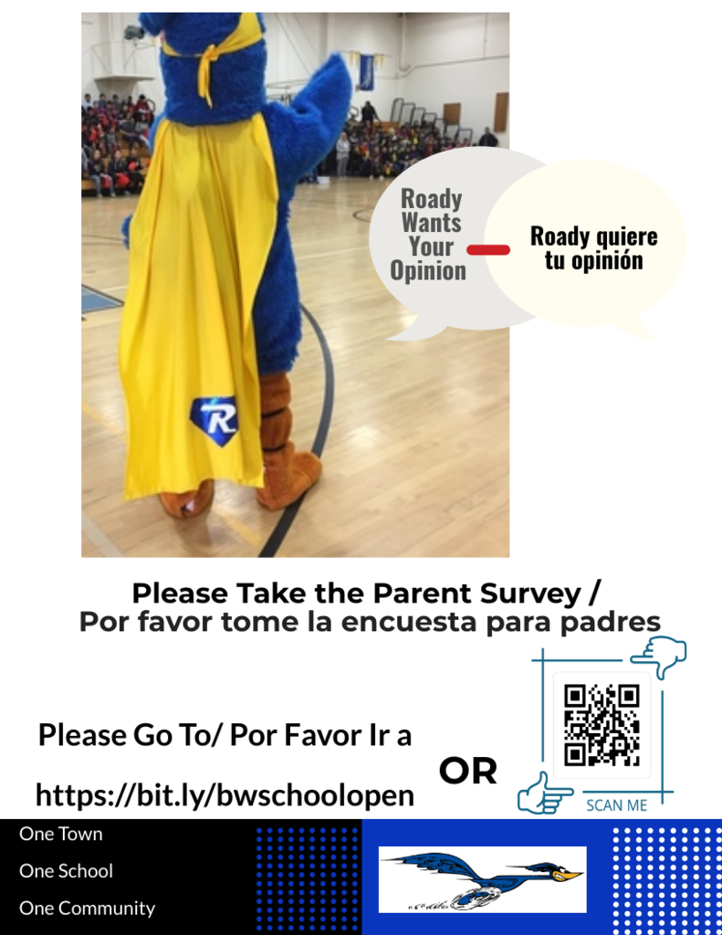 Parent Survey Flyer