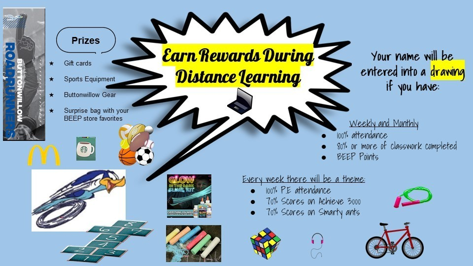 Distance Learning Awards